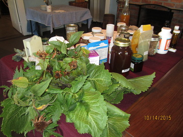 Herbal Remedies Workshop - Rodgers Ranch Heritage Center